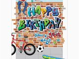 16th Birthday Card Boy Birthday Cards for All Ages Find the Perfect Age Birthday
