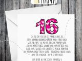16th Birthday Cards for son Funny Alternative Banter 16th Birthday Card son Daughter