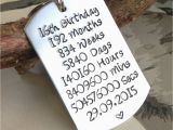 16th Birthday Gifts for Her 16th Birthday Gift 16th Birthday Birthday Gift Gift for