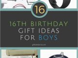 16th Birthday Gifts for Him 16 Great 16th Birthday Gift Ideas for Boys 16th Birthday