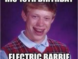 16th Birthday Meme Gets A New Car for His 16th Birthday Electric Barbie Jeep