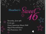 16th Birthday Party Invitations Templates Free 16th Birthday Party Invitation orderecigsjuice Info