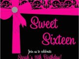 16th Birthday Party Invites 71 Best Images About Sweet 16 Quinceanera theme Ideas On
