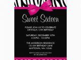 16th Birthday Party Invites Sweet 16th Birthday Invitations Templates Free