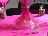 16th Birthday Table Decorations Quot Pink Zebra Sweet 16 Party Ideas In 2018