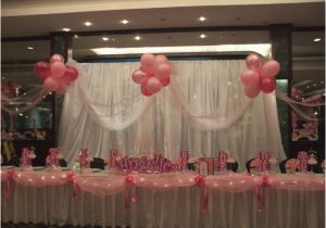 16th Birthday Table Decorations Sweet 16 Party Ideas Tea
