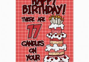 17 Year Old Birthday Cards Quotes Quotesgram