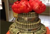 17th Birthday Gifts for Her 17th Birthday Money Cake Party Ideas Pinterest