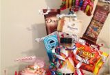 17th Birthday Gifts for Her Office Birthday Gift Basket 17th Birthday Pinterest
