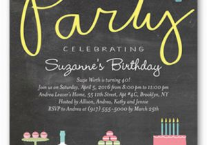 17th Birthday Invitation Ideas Creative 17th Birthday Party Ideas and themes Shutterfly