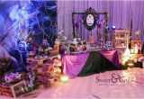 17th Birthday Party Decorations Kara 39 S Party Ideas Maleficent themed 17th Birthday Party