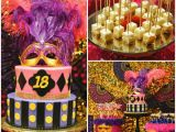 18 Birthday Party Decoration Ideas Kara 39 S Party Ideas Masquerade 18th Birthday Party Via