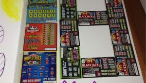 18 Year Old Birthday Gifts for Him Scratch Off Lottery Tickets Great 18th Birthday Idea