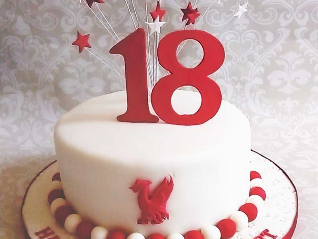 Download By SizeHandphone Tablet Desktop Original Size Back To 18th Birthday Cake Decorations Uk