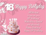 18th Birthday Cards for Girls 18th Birthday Wishes Greeting and Messages Wordings and
