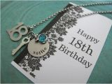 18th Birthday Gifts for Him Australia Best Friend Jewellery 18th Birthday Gifts Gifts for Etsy