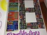 18th Birthday Gifts for Him Scratch Off Lottery Tickets Great 18th Birthday Idea