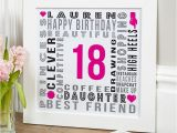 18th Birthday Gifts for Him Uk Personalised 18th Birthday Gifts Chatterbox Walls