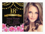 18th Birthday Invitation Card Designs 30 Birthday Invitation Designs Free Premium Templates