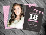 18th Birthday Invitation Card Sample 30 Birthday Invitation Designs Free Premium Templates