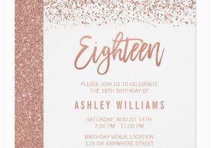 18th Birthday Invitation Templates Printable Free 18