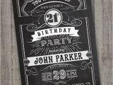 18th Birthday Invitations for Guys 17 Best Ideas About 21st Birthday Invitations On Pinterest