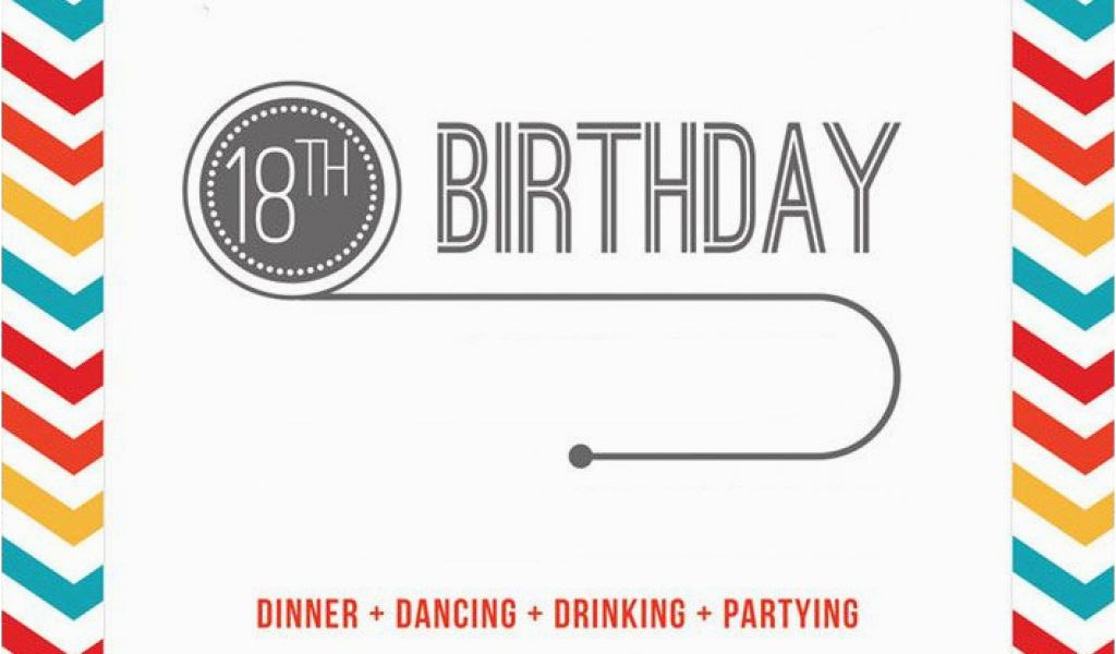 Download By SizeHandphone Tablet Desktop Original Size Back To 18th Birthday Invitations