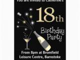 18th Birthday Invitations for Guys Male 18th Birthday Invitations