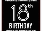 18th Birthday Invitations for Guys Speech for Boys 18th Birthday Just B Cause