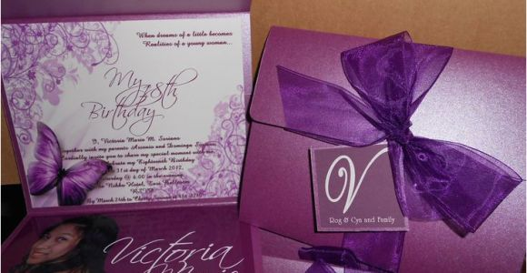 18th Birthday Party Invitation Ideas 18th Birthday Invitation Quot Debut Quot Invitations