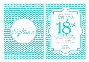 18th Birthday Party Invitation Ideas 18th Birthday Party Invitations Oxsvitation Com