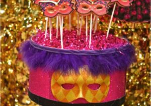 18th Birthday Party Supplies And Decorations Kara 39 S Ideas Masquerade Via