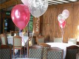 18th Birthday Table Decoration Ideas Choice Balloons Packages