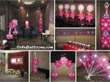 18th Birthday Table Decoration Ideas Debut 18th Birthday Cebu Balloons and Party Supplies