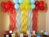 18th Birthday Table Decorations Party Decoration Ideas 30th