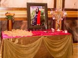 18th Birthday Table Decorations Kara 39 S Party Ideas Royal Bollywood themed 18th Birthday