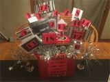 19th Birthday Presents for Him Josh 39 S 18th Birthday Basket Full Of Gift Cards Gifts and