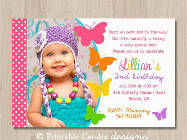Download By SizeHandphone Tablet Desktop Original Size Back To 1st Birthday Butterfly Invitations