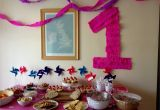 1st Birthday Decorations Cheap Fresh First Birthday Decoration Ideas at Home for Girl