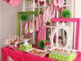 1st Birthday Decorations for Girls Kara 39 S Party Ideas Strawberry 1st Birthday Party Kara 39 S