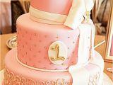 1st Birthday Girl Cakes Designs Lovely Baby Girl First Birthday Cake Ideas
