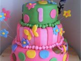 1st Birthday Girl Cakes Designs Sweetness by D 1st Birthday Cakes for Girls