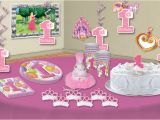 1st Birthday Girl Decorating Ideas Fairy Tale First Birthday Party Ideas Partycheap