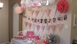 1st Birthday Girl Decorating Ideas Fresh First Birthday Decoration Ideas at Home for Girl