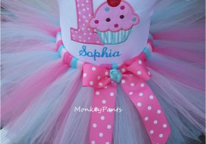 1st Birthday Girl Outfits Tutu 1st Birthday Girl Outfit Baby Girls Sprinkles Party Tutu