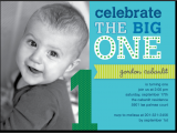 1st Birthday Invitation Card for Baby Boy Online 1st Birthday Invitation Card for Baby Boy Online Oxyline