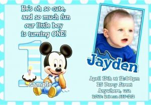 1st Birthday Invitation Card For Baby Boy Online 50 Luxury First