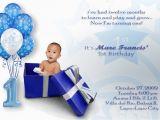 1st Birthday Invitation Card for Baby Boy Online Baby Boy First Birthday Invitations Free Invitation