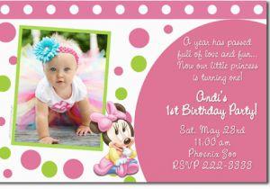 1st Birthday Invitation Card Maker Online Free Free Download