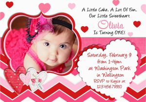 1st Birthday Invitation Card Maker Online Free Perfect Finish Cards Real Picture Baby